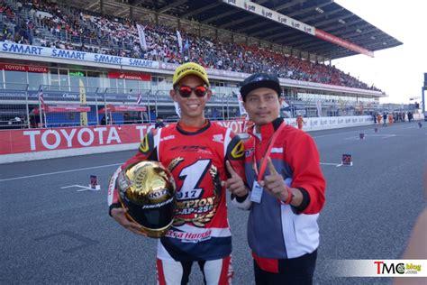 Helm Kyt Sr Sport kyt makin diakui akan dipakai sebagai helm resmi ajang balap di thailand tmcblog