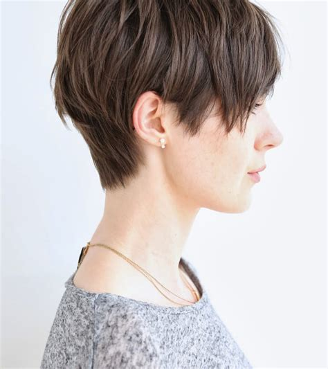 exciting shorter hair syles for thick hair 60 awesome pixie haircut for thick hair 10 nona gaya