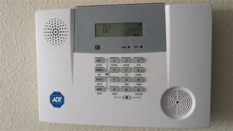 honeywell adt alarm no longer works doityourself