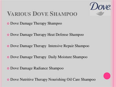 Jual Dove Total Damage comparison of marketing and promotionsl strategy between