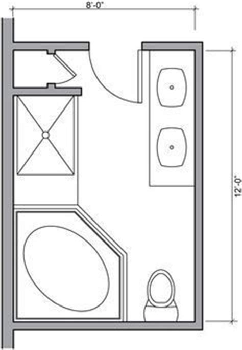 5x7 bathroom floor plans 5x7 bathroom on pinterest bathroom remodel pictures