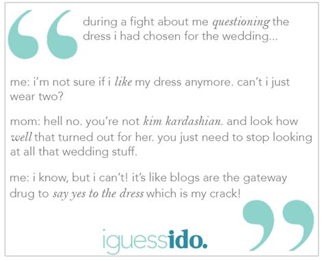 Fabs Guide To Finding The Dress To Say I Do In by I Guess I Do The Un Guide To Weddings What Not To