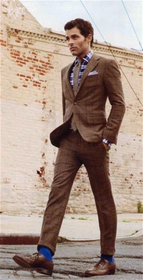 Blazer Jas New Brown Style スーツもジャケパンもイタリア親父風に着こなす quot マローネ エ アズーロ quot とは サラリーマンのスーツ 着こなし術