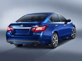 Nissan Altima Size New 2017 Nissan Altima Price Photos Reviews Safety