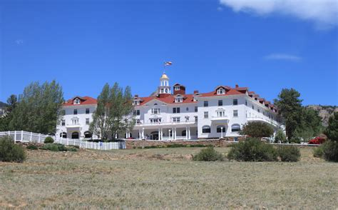 stanley hotel most haunted place in america estes park