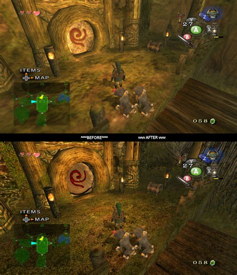 wii vs gc graphics the dolphin emulating wii and gamecube page 210 neogaf
