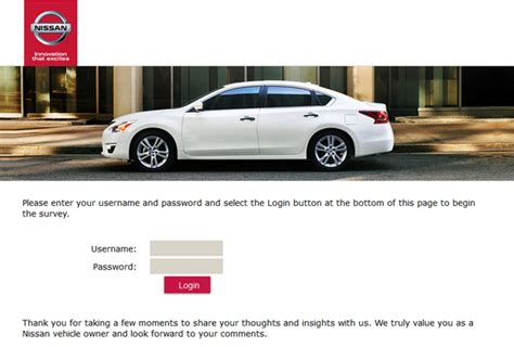 nissan survey guide happy customers review