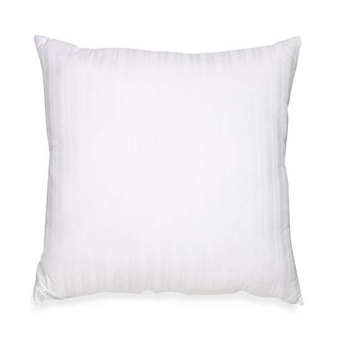 euro bed pillows bedding essentials ultra soft european square pillow