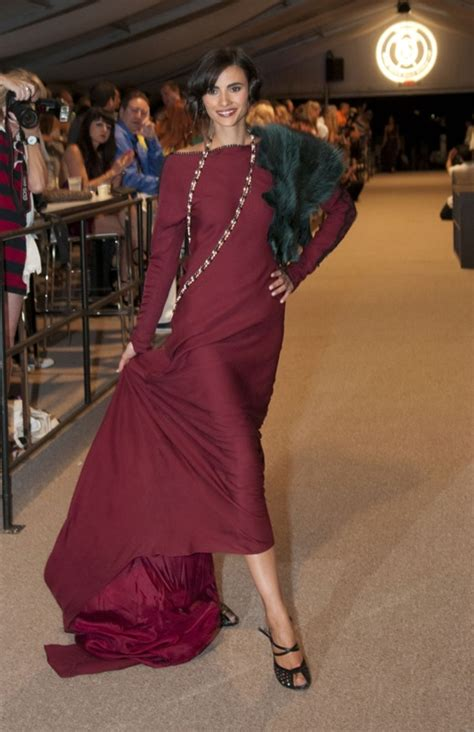 Girlawhirl Heads To The Miami Vintage Clothing Show by Blank Silk By Meghan Walsh Fashion Show L Etage Magazine