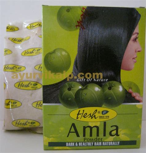 Amla Gooseberry For Hair by Hesh Amla Powder Amla Powder Amla Powder For Hair