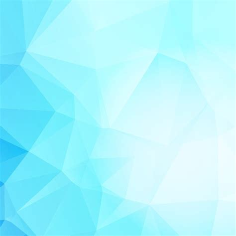 Blue Abstract Geometric Background Free Vector Graphics Abstract Geometry Backgrounds Wallpaper