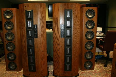 infinity speakers any ps audio infinity irs they don t make em like this any