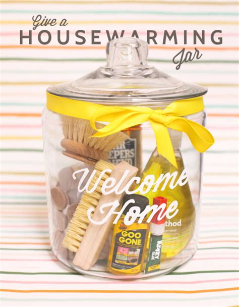gift for housewarming 33 best diy housewarming gifts