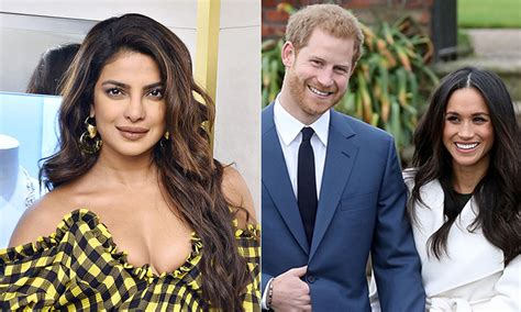did janina gavankar attend royal wedding priyanka chopra congratulates prince harry and meghan
