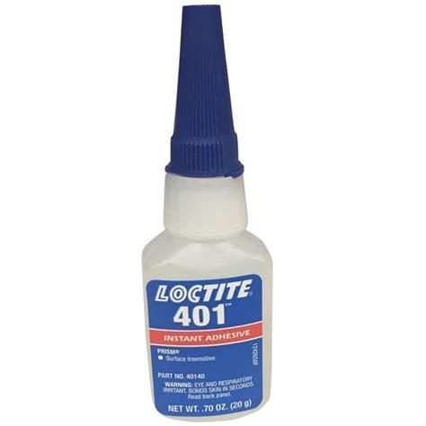 Loctite 401 Instant Adhesive 20g loctite 40140 prism 401 instant adhesive 20g bc fasteners