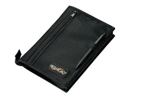 Vehicle Document Wallets