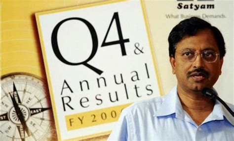 Ramalinga Raju Resignation Letter by Five Years After Satyam Scam Probe Heading Nowhere