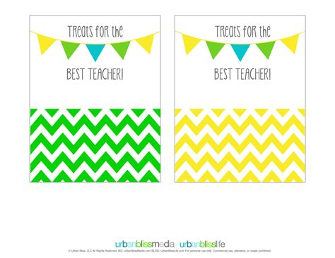 printable board templates for teachers printable appreciation gift card holder today s