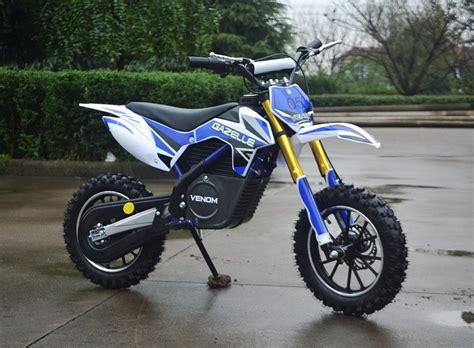 motocross electric mini moto electric dirt bike gazelle 500w 24v lead acid