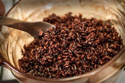 come si cucina il riso nero come preparare il riso nero 5 passaggi illustrato