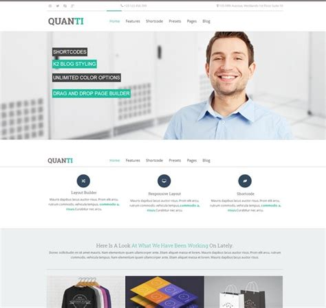 best templates for business websites 28 best joomla business website templates