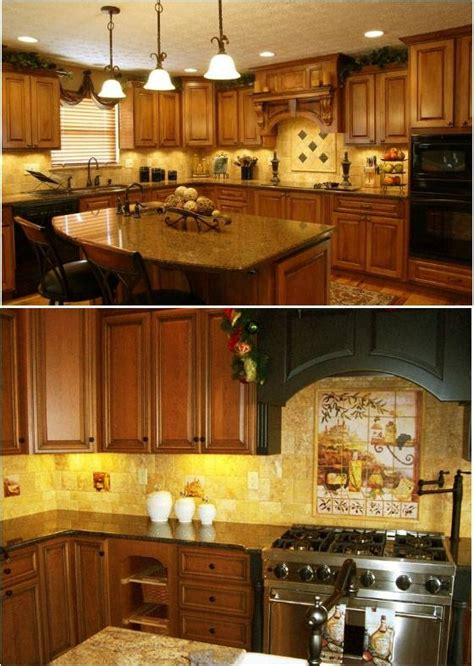 kitchen counter decor tuscan kitchen designs and colors kitchen counter decor
