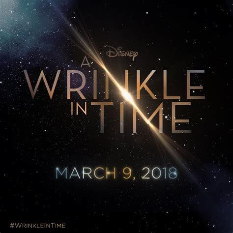 libro una arruga en el logo y fecha de estreno de una arruga en el tiempo a wrinkle in time blu ray