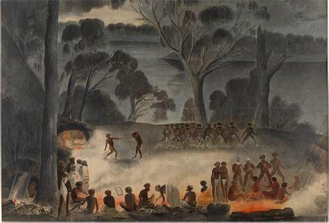 history map australia 1788 aboriginal australians