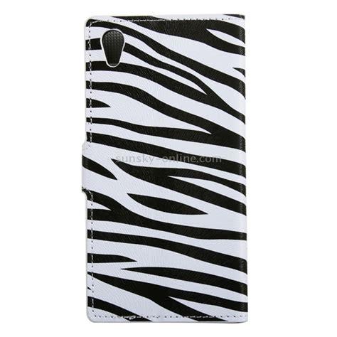 zebra pattern sony a6000 sunsky for sony xperia x performance zebra pattern