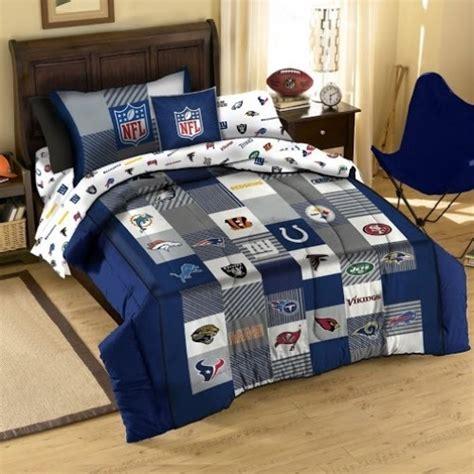 nfl bedding sets 3 piece set 100 cotton nfl quilted comforter shams