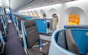 Air France A330 Interior Klm S First 787 Dreamliner Route To U S Photos