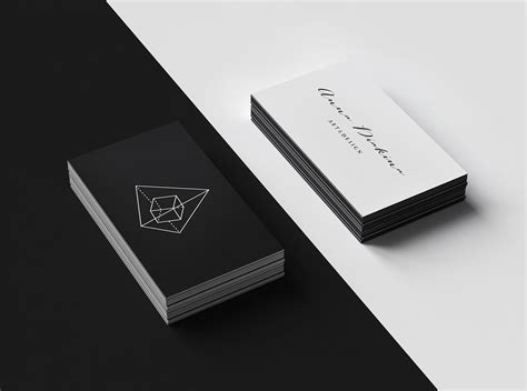 business card mockup template psd 100 free business card mockup psd 187 css author