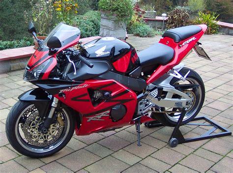 Motorradheber Honda Cbr 600 Rr by Rot Schwarze Blade Sc50 Fireblade Forum