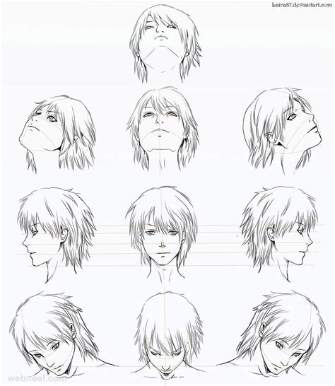 How To Draw Someone As An Anime Character