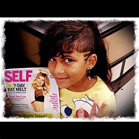 baby kaelys hair cut witch 1 iz prettier i like them all the baby kaely