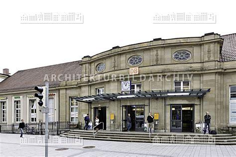 architekt coburg bahnhof coburg architektur bildarchiv