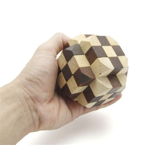 New Item Cubic Puzzle 3d Great Wall Large Size wooden puzzles brain teaser the great puzzle 3d