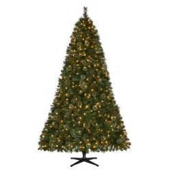 martha stewart living 7 5 ft pre lit led alexander pine