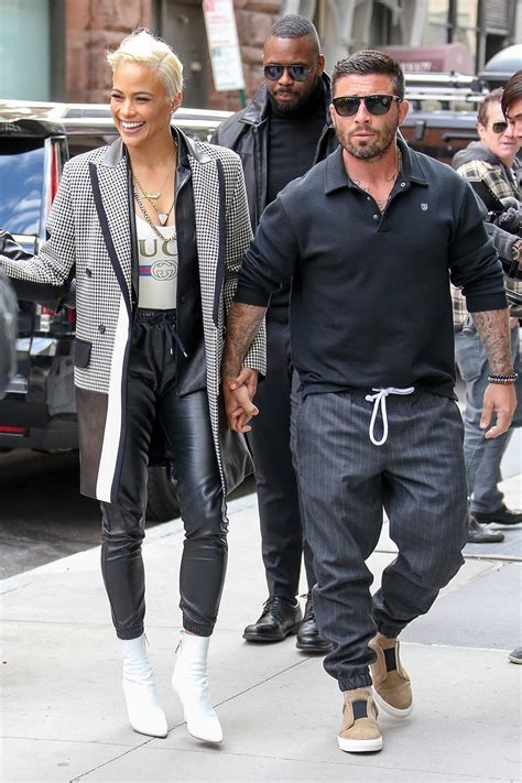 Paula Patton And  Ee  New Ee    Ee  Boyfriend Ee   Zachary Quittman Arrive To