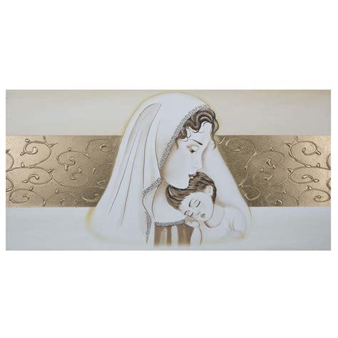 quadri per da letto moderna quadro capezzale da letto maternit 224 oro