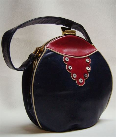 7 Most Interesting Vintage Inspired Accessories by Awesome Handbags Simeon 1940s Rendel Canteen Style