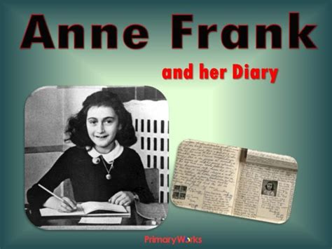 anne frank biography powerpoint anne frank and her diary