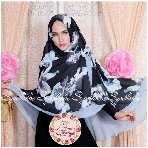 tutorial pashmina cashmere syahida hijab tutorial pashmina by anita scarf