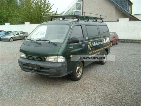 L Kia Pregio 1 kia pregio 2002 box type delivery photo and specs