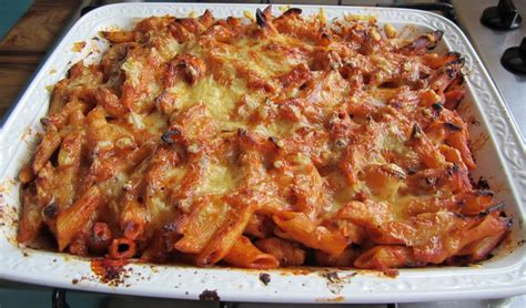 Jamie Oliver Macaroni Cheese by Baked Pasta With Tomatoes And Parmesan Recipe Dishmaps