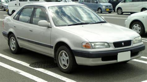 Toyota Toyota Toyota Sprinter