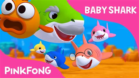 baby shark music baby shark sing and dance animal songs pinkfong