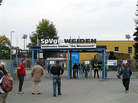 Sparda Bank Stadion Stadion In Weiden Oberpfalz