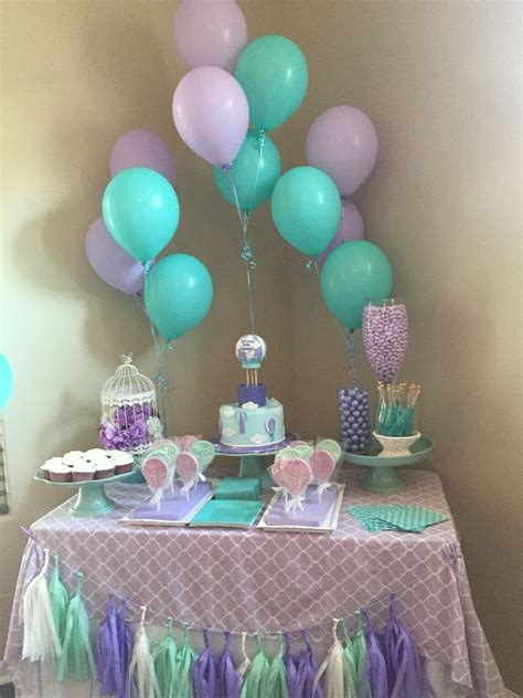 Lavender And Green Baby Shower by Mint And Lavender Baby Shower Baby Shower Ideas