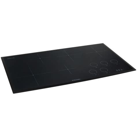 5 Burner Induction Cooktop Electrolux Ew36ic60lb 36 Quot Black Induction Cooktop Whith 5